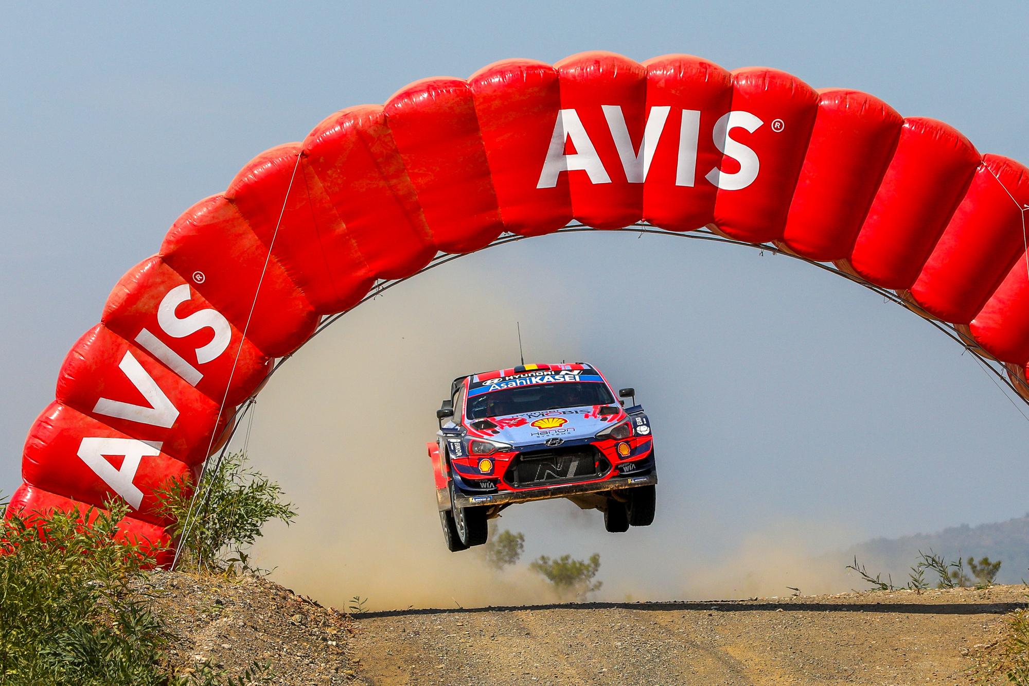 TOSFED WRC Türkiye Rallisi İçin Beklemede