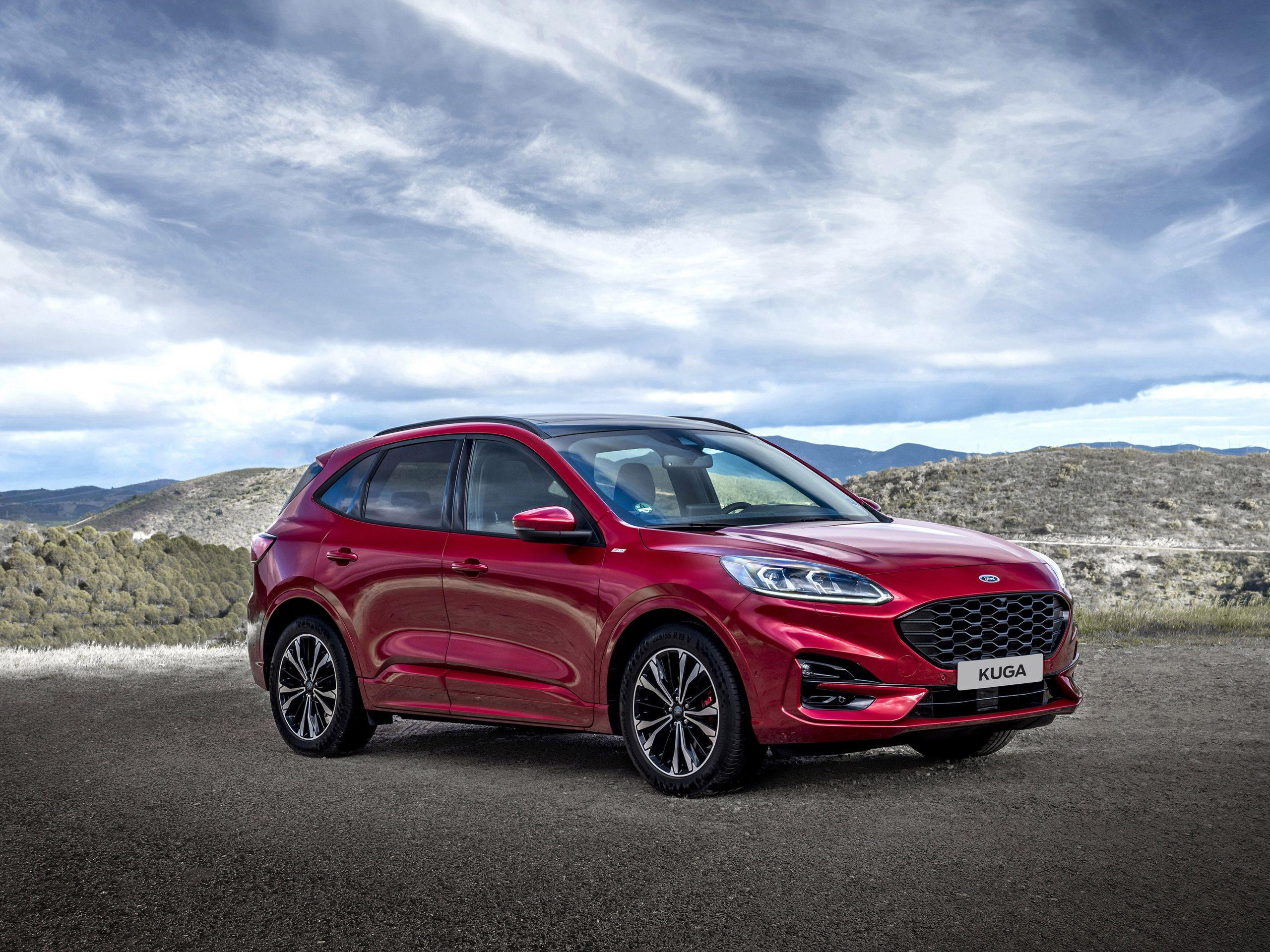 Yeni Ford Kuga, Euro NCAP'in ilk 'Sürüş Destek Sistemleri' testinde rakiplerini geride bıraktı