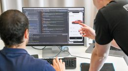 Digital knowhow and expertise: Audi's first Software Developme