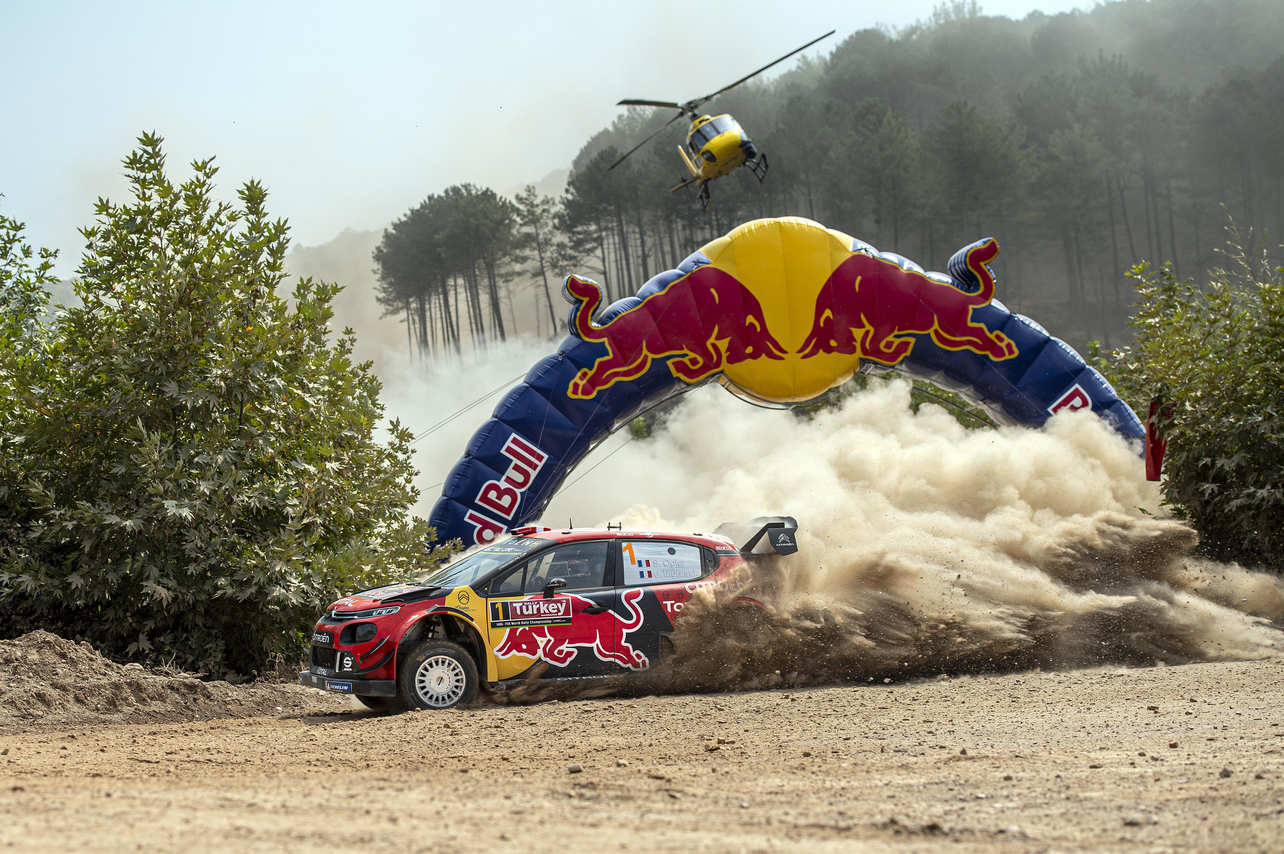 WRC Türkiye Rallisi Programı Açıklandı