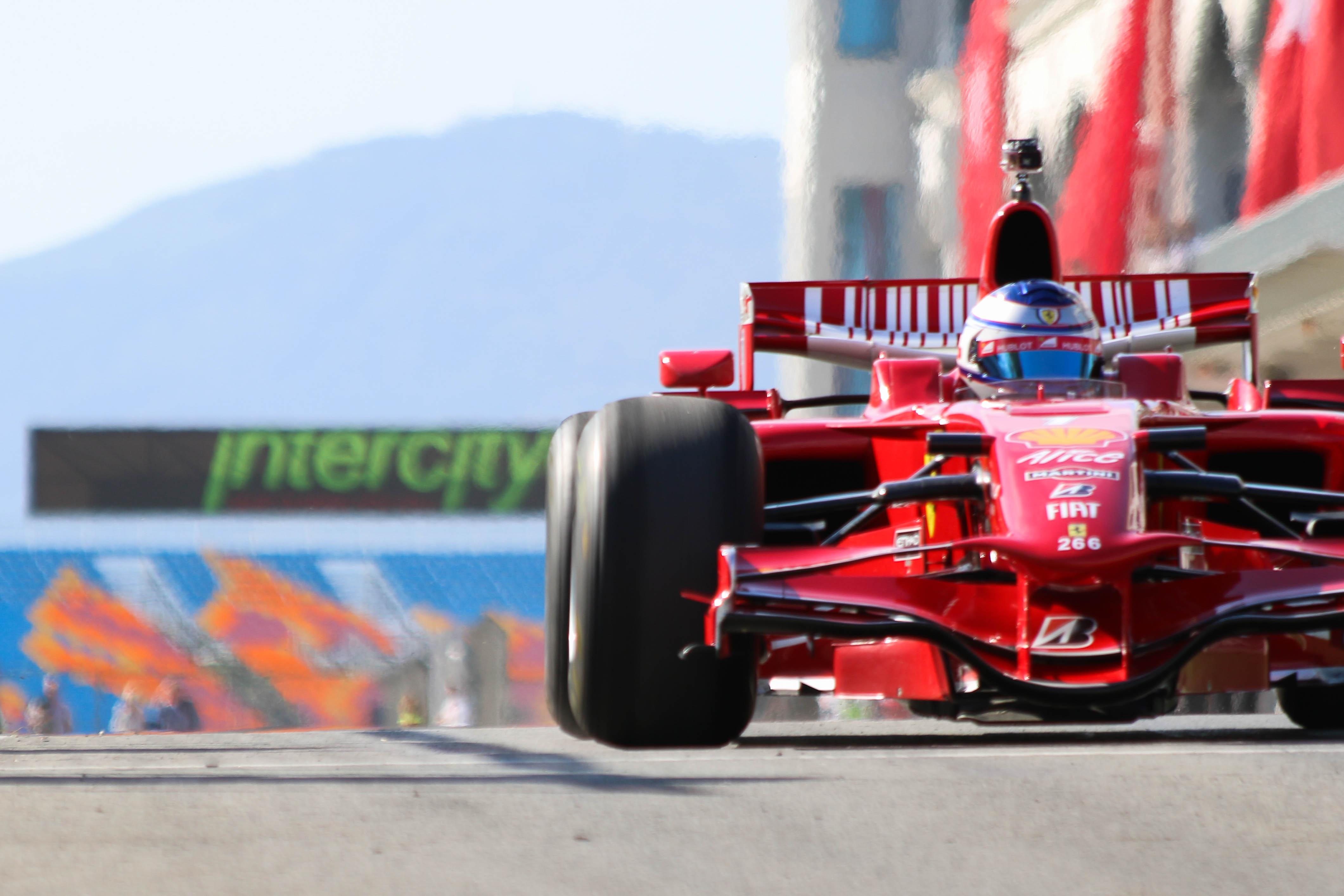9 Yıl Aradan Sonra Formula 1 Yeniden Türkiye'de!