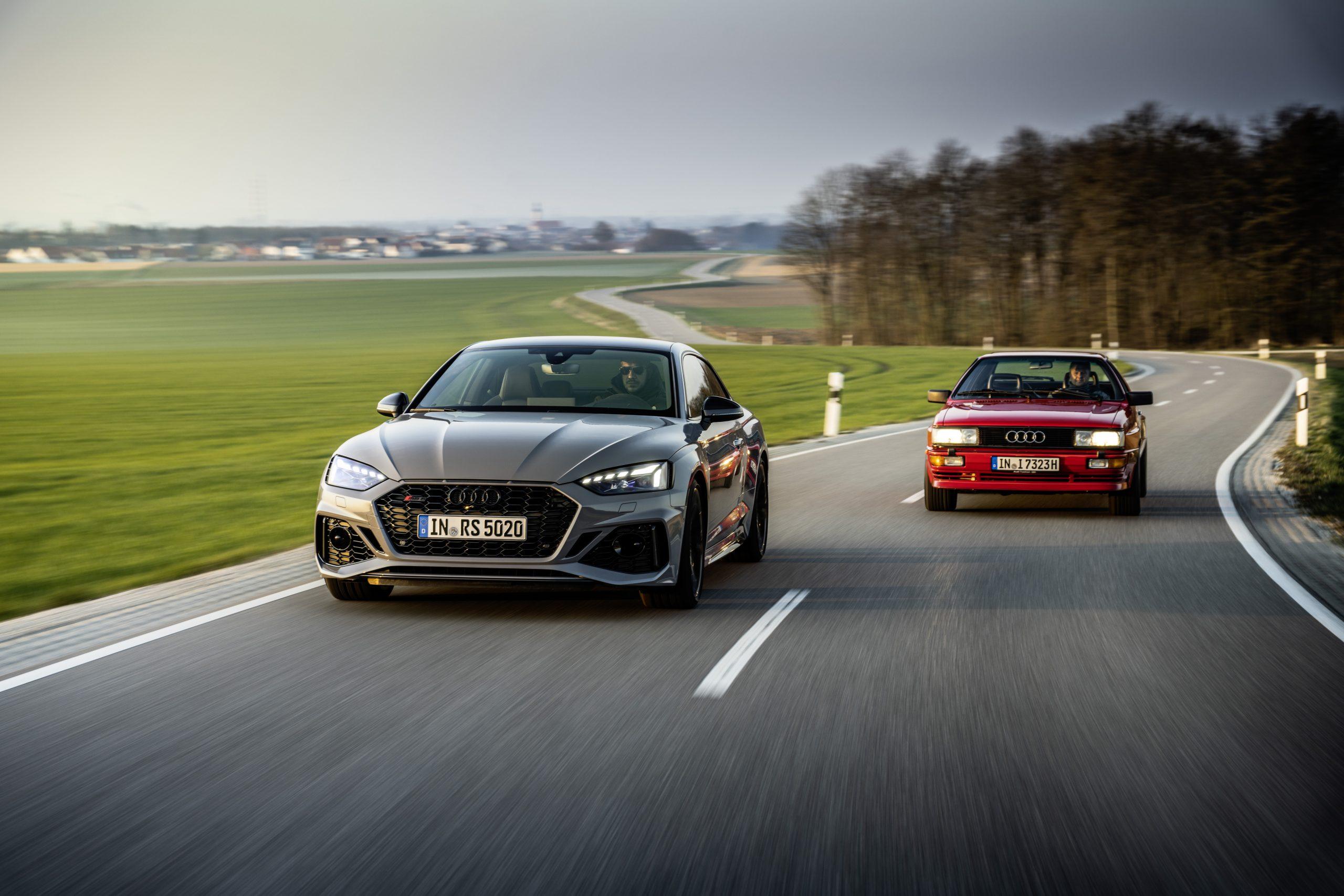 Audi TechTalk'ta quattro anlatıldı