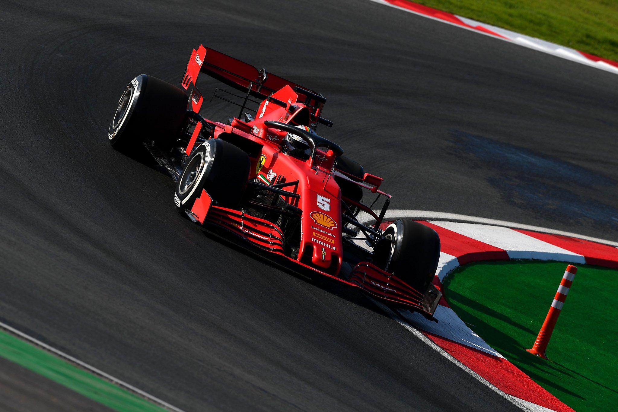 Formula 1 Türkiye Grand Prix'si Yayın Saatleri