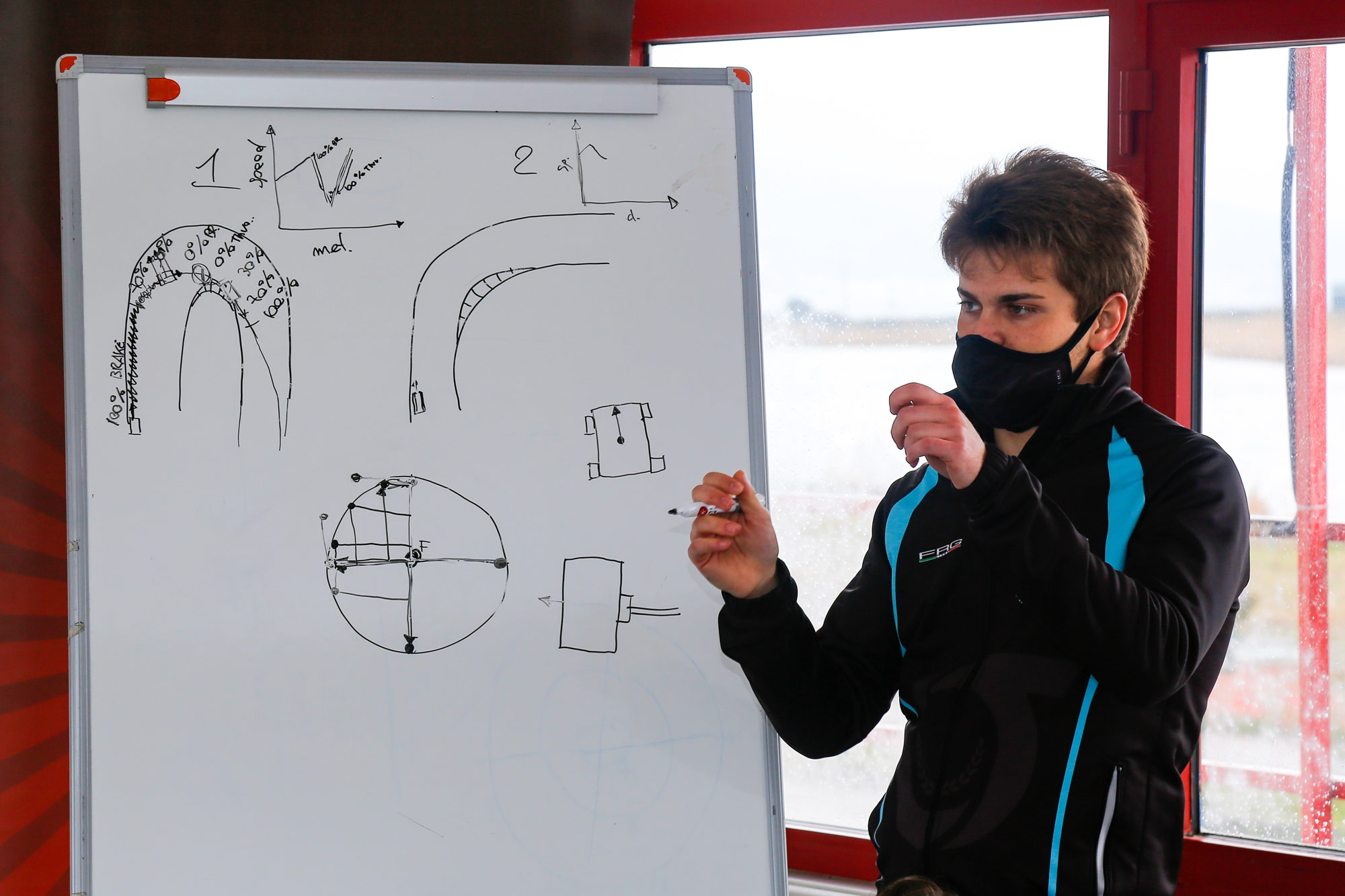 TOSFED Karting Akademi Eğitimleri Körfez'deydi